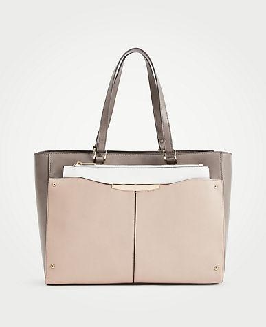 Pochette Tote Bag