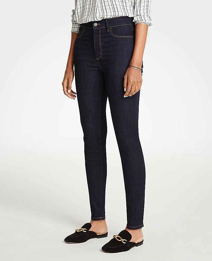 Modern High Rise All Day Skinny Jeans | Tuggl