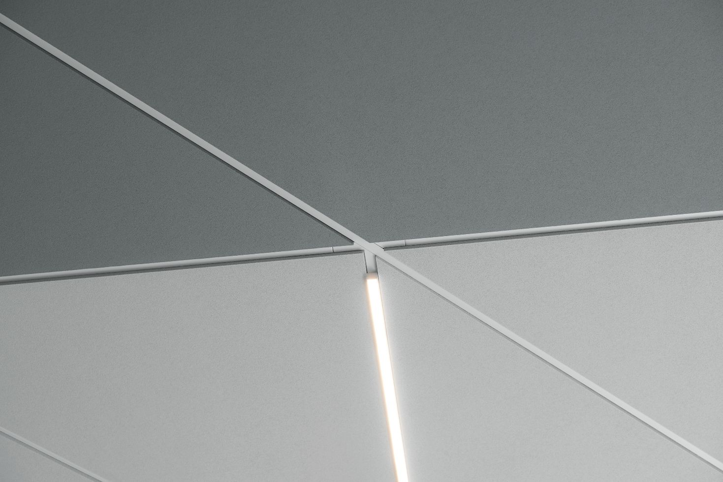 CALLA Shapes for DESIGNFlex / T-BAR Flex by JLC-Tech / Price Diffusers