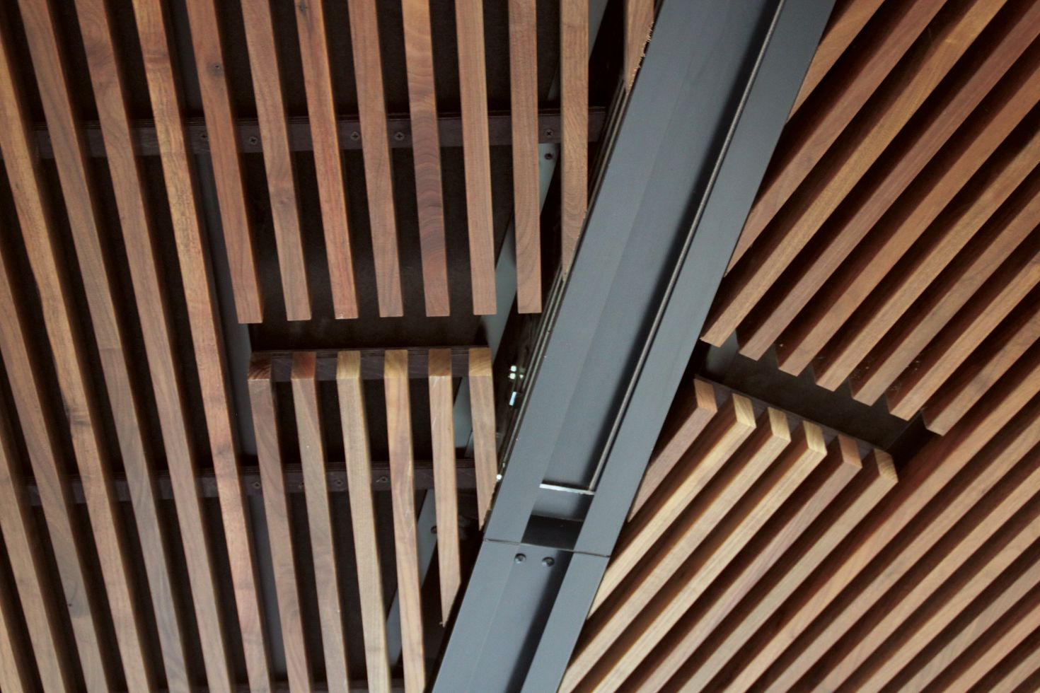 ACGI Grille ceiling system