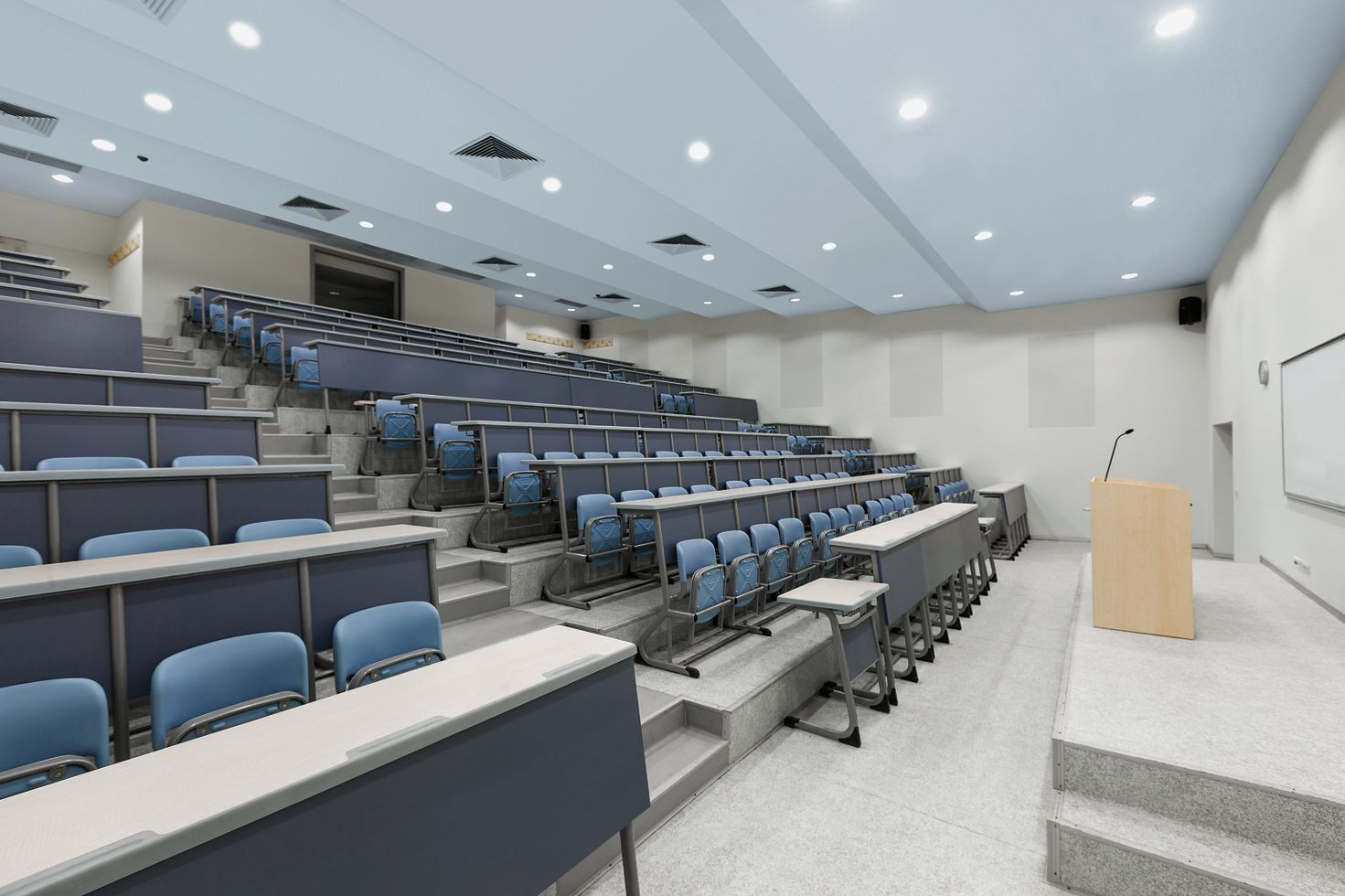 ACOUSTIBuilt Seamless Acoustical Ceiling System Rendering