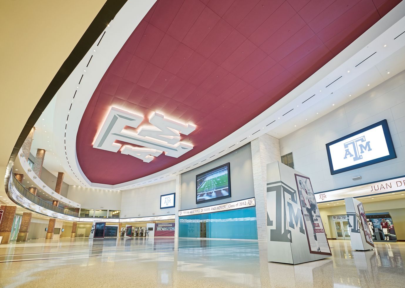 Texas A&M Hall of Champions College Station, TX