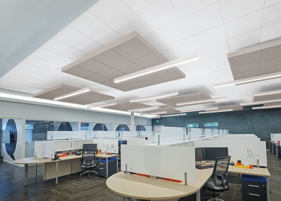 Lay In Amp Tegular Ceilings Armstrong Ceiling Solutions