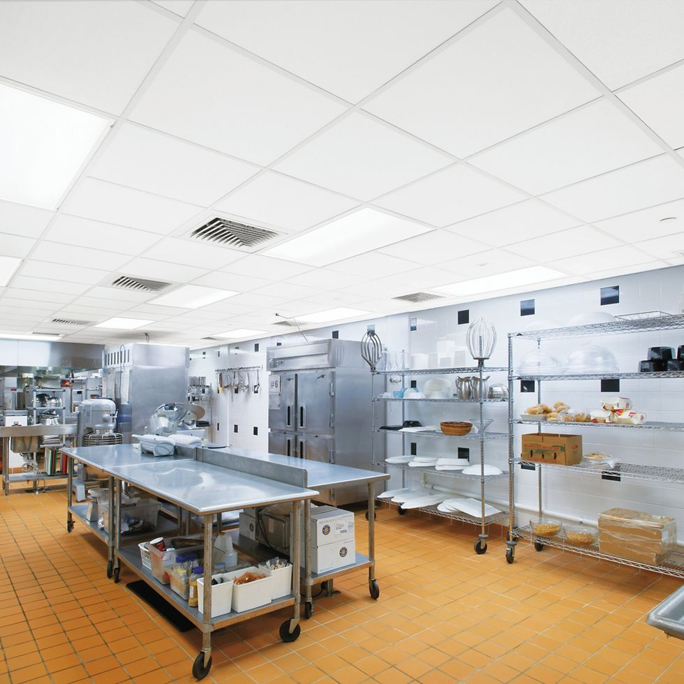 Commercial Kitchen Ceilings