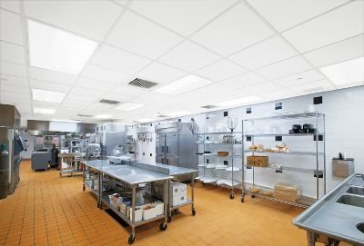 Lovely Commercial Kitchen Ceilings