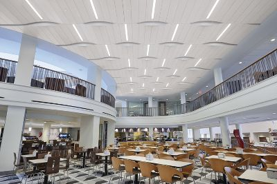 Armstrong Student center at Miami University of Ohio Armstrong