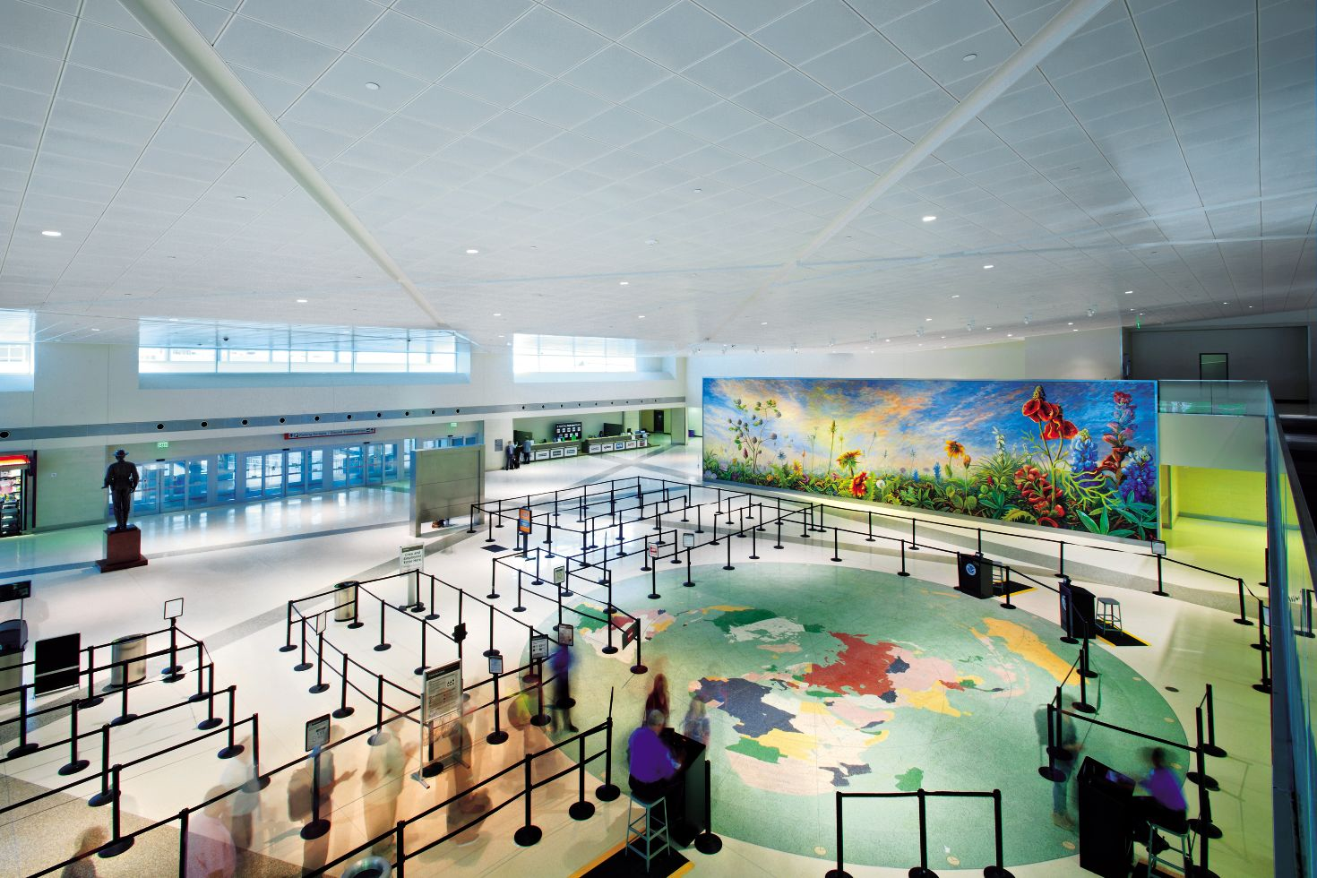 Love Field Airport Terminal Renovation Dallas, TX