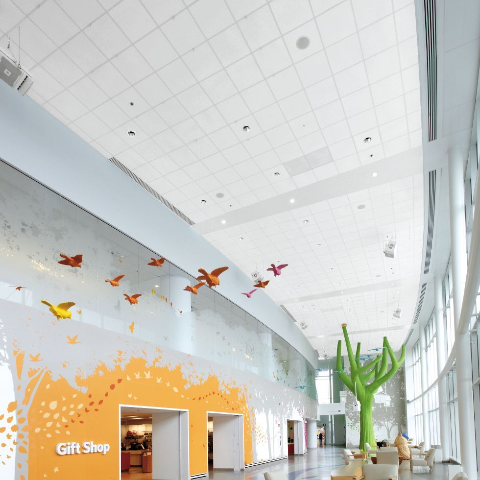 Mineral fiber ceilings armstrong ceiling solutions commercial optima lay in and tegular dailygadgetfo Image collections
