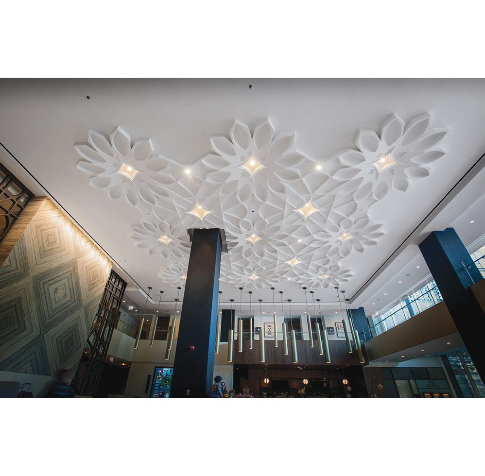 GRG Custom Ceiling Castings