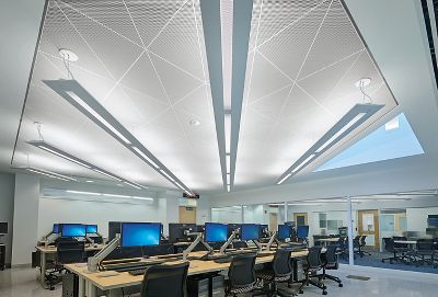 Bioscience Education Center Montgomery College Armstrong Ceiling