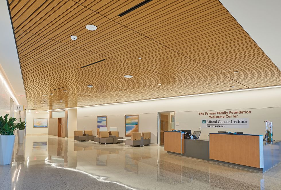 Ceiling Timber: Armstrong Ceiling Solutions – Commercial