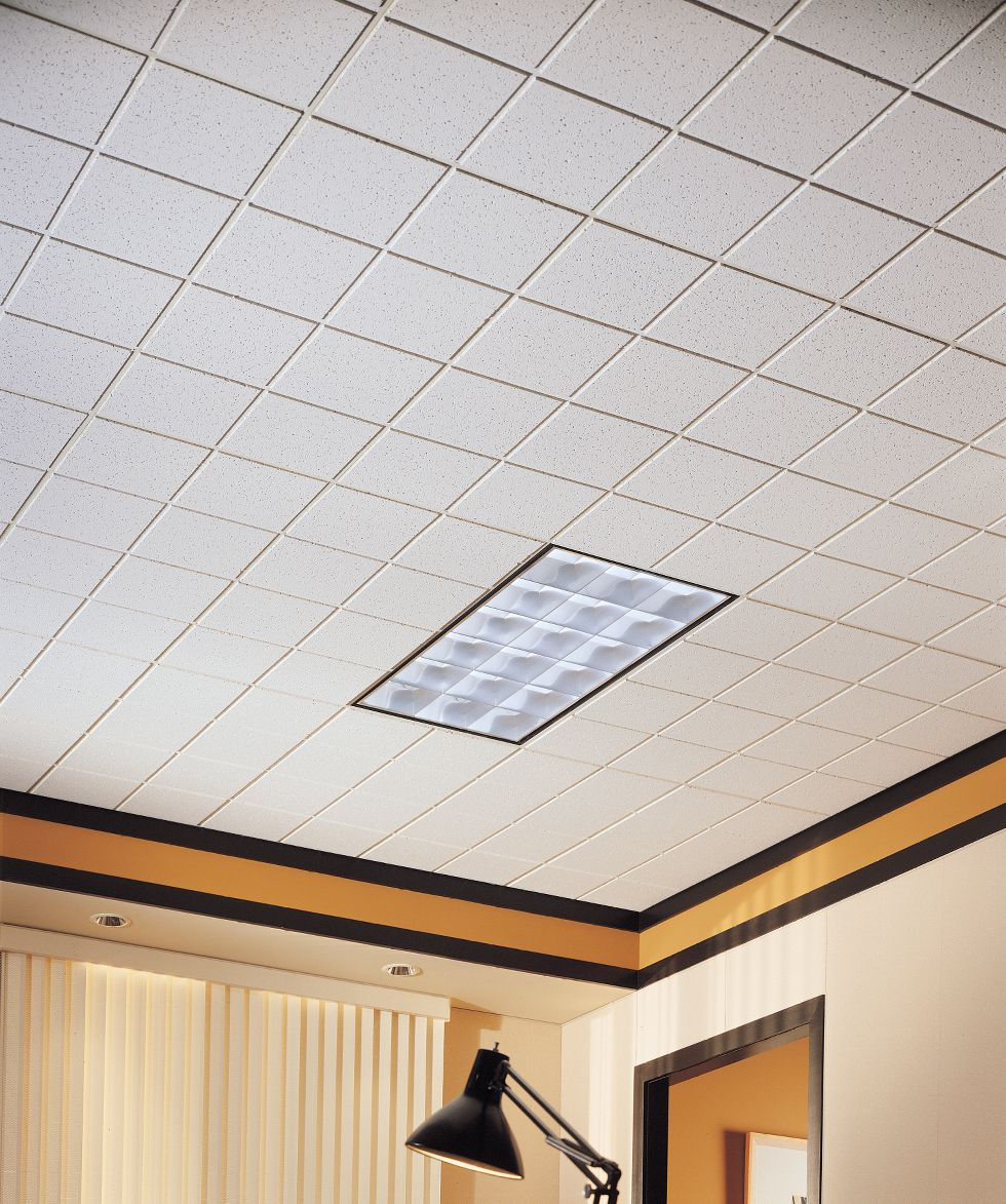 Armstrong second look ceiling tile
