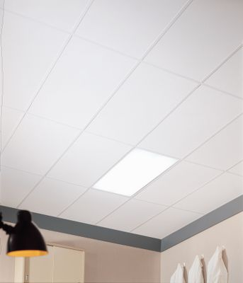How to wash the suspended ceiling 81