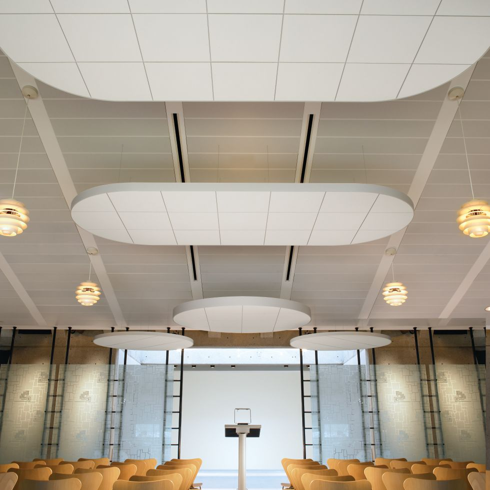 Canopy and cloud ceilings armstrong ceiling solutions commercial canopy and cloud ceiling options dailygadgetfo Gallery