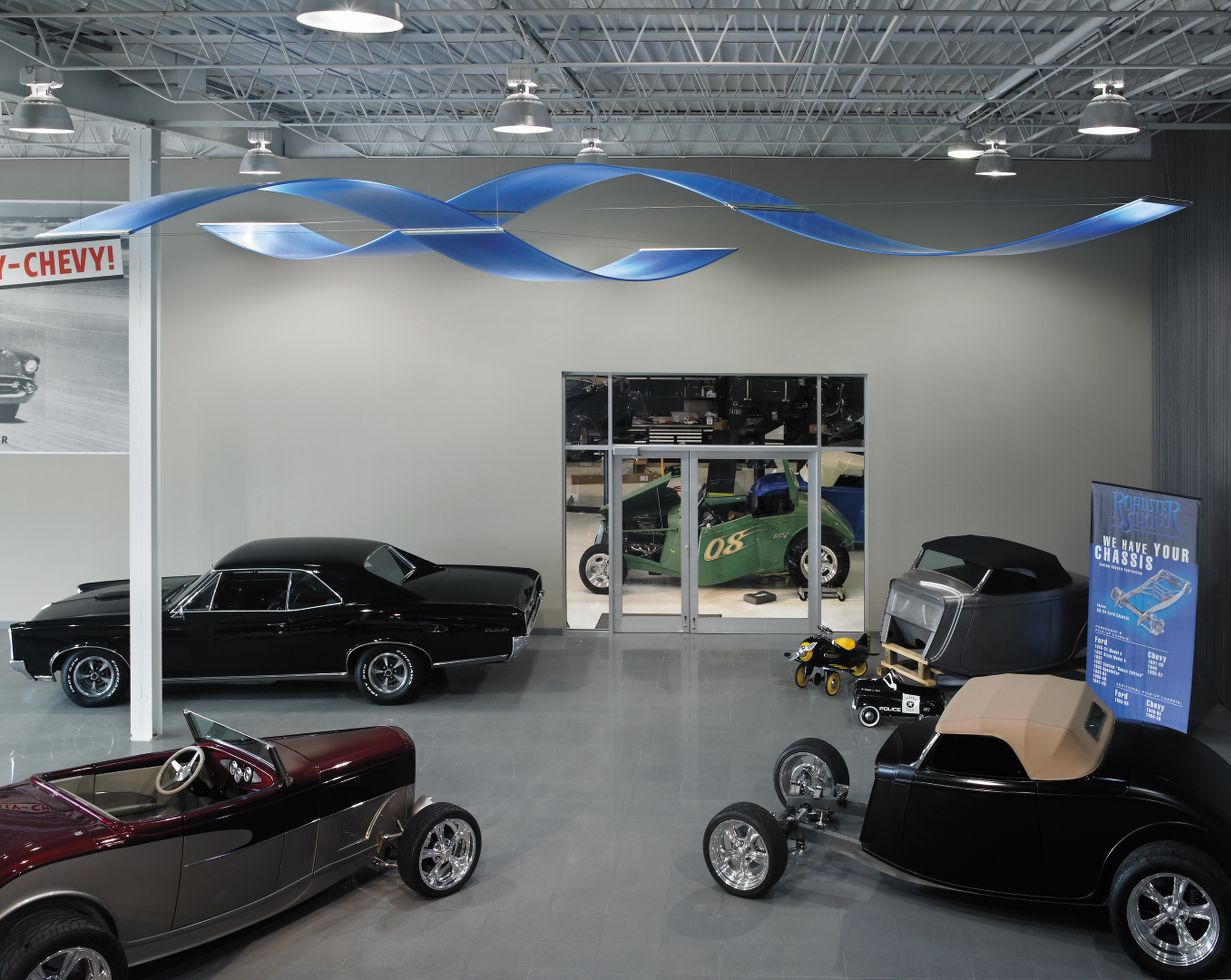 The Roadster Shop
