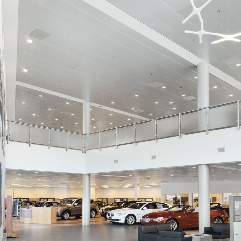 Metal ceilings armstrong ceiling solutions commercial metal ceiling tiles dailygadgetfo Gallery