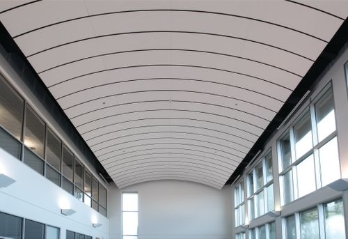 Curved Ceilings Integralbook Com