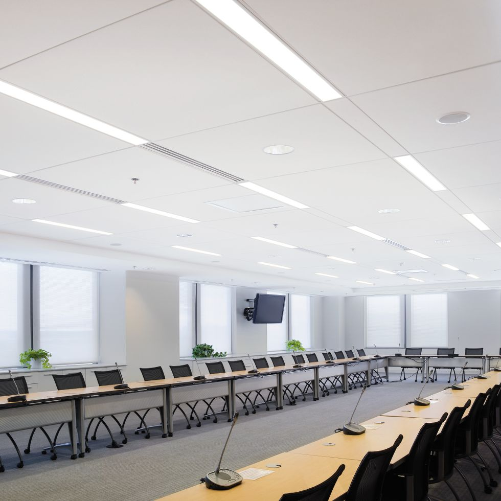 ULTIMA Lines Armstrong Ceiling Solutions Commercial - 2x2 act ceiling