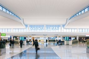 San Francisco International Airport | Armstrong Ceiling
