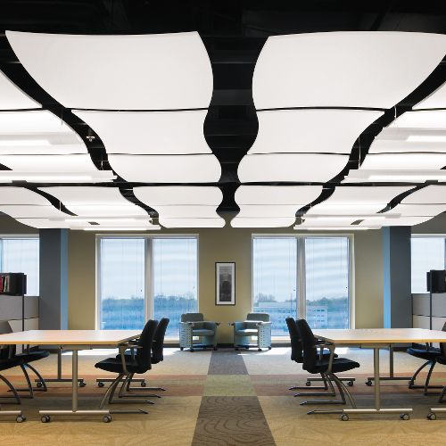 SOUNDSCAPES Shapes Clouds | Armstrong Ceiling Solutions – Commercial