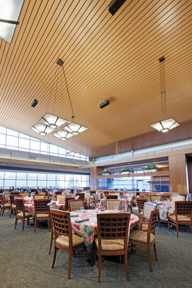 Rutgers University Livingston Dining Commons Piscataway, NJ