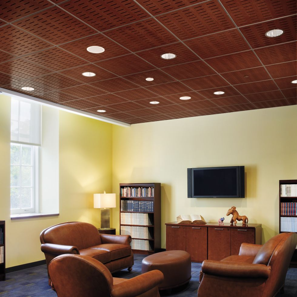 Image 1 - Wood Ceilings, Planks, Panels Armstrong Ceiling Solutions