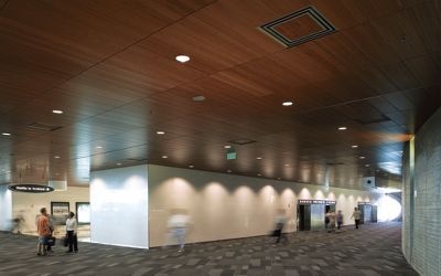 T&a International Airport & Tampa International Airport | Armstrong Ceiling Solutions u2013 Commercial
