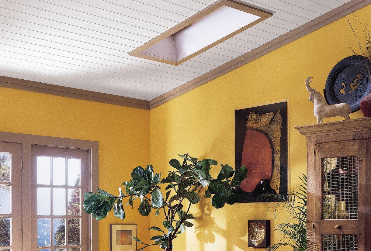 Wood Look Ceilings - 1140 | Armstrong Ceilings Residential