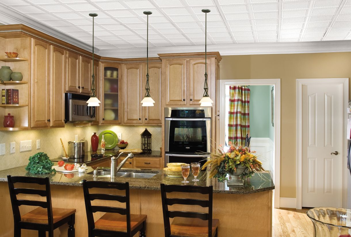 Decorative ceiling tiles armstrong ceilings residential compare dailygadgetfo Choice Image