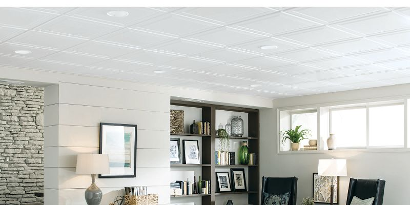 Decorative Suspended Ceilings 1205 Ceilings Armstrong