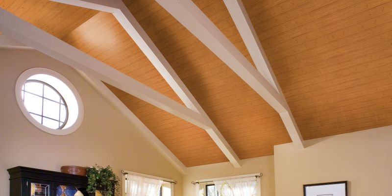 Wood Look Ceilings 1260