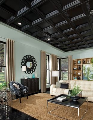Coffered Ceilings Armstrong Ceilings Residential