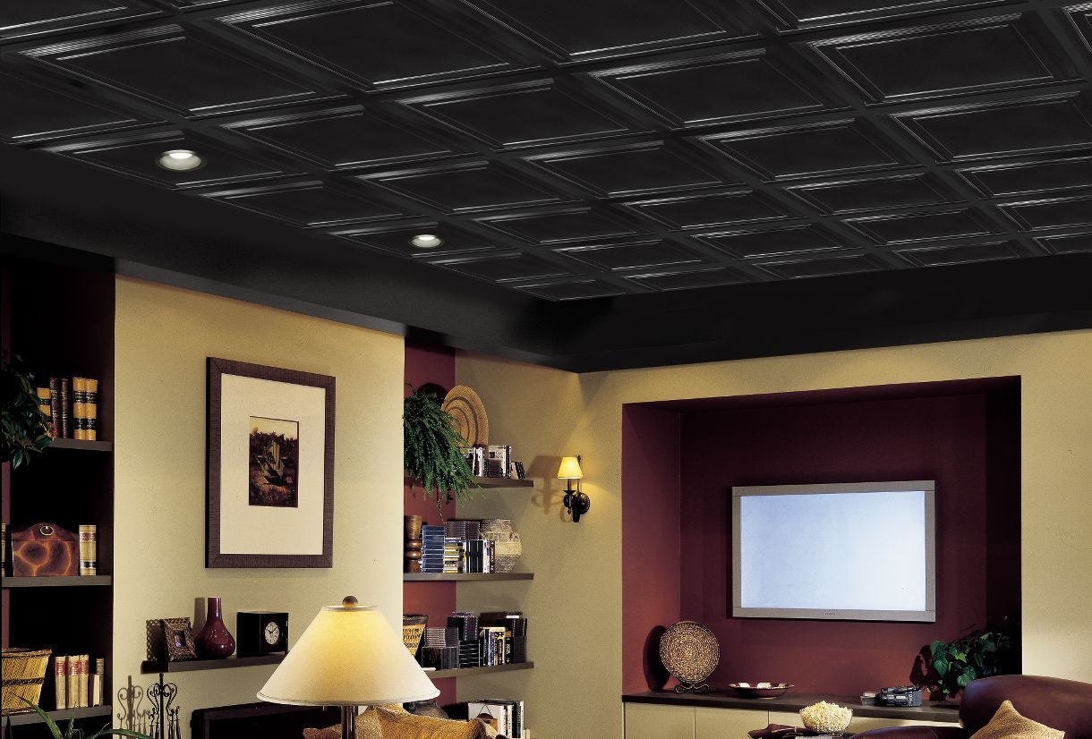Drop ceiling tiles armstrong ceilings residential compare doublecrazyfo Choice Image