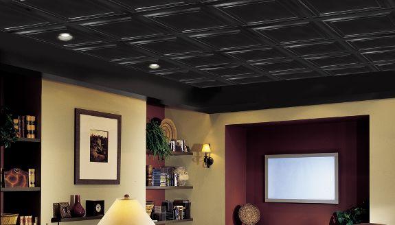 Easy Elegance Shallow Coffer Black 24 X