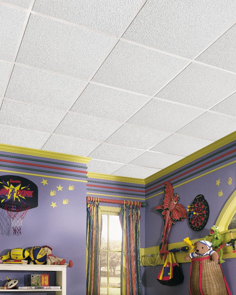 Textured look ceilings 241 armstrong ceilings residential supertuff 24 doublecrazyfo Images