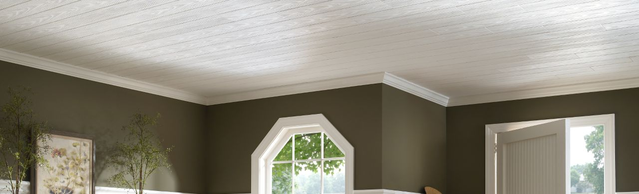 Wood Look Ceilings - 480 | Armstrong Ceilings Residential