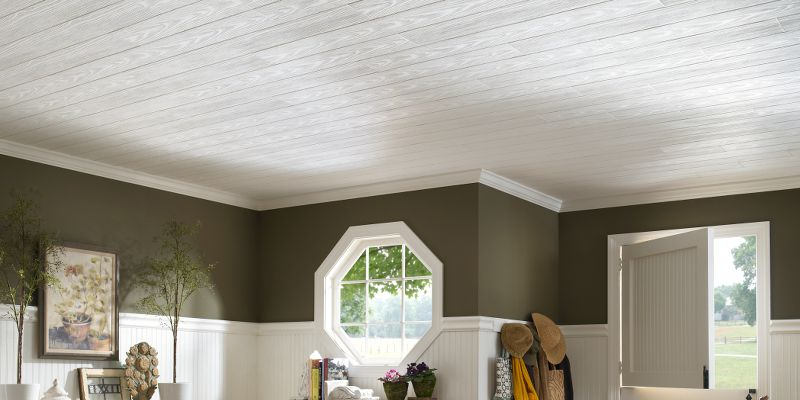 Wood Look Ceilings 480 Ceilings Armstrong Residential