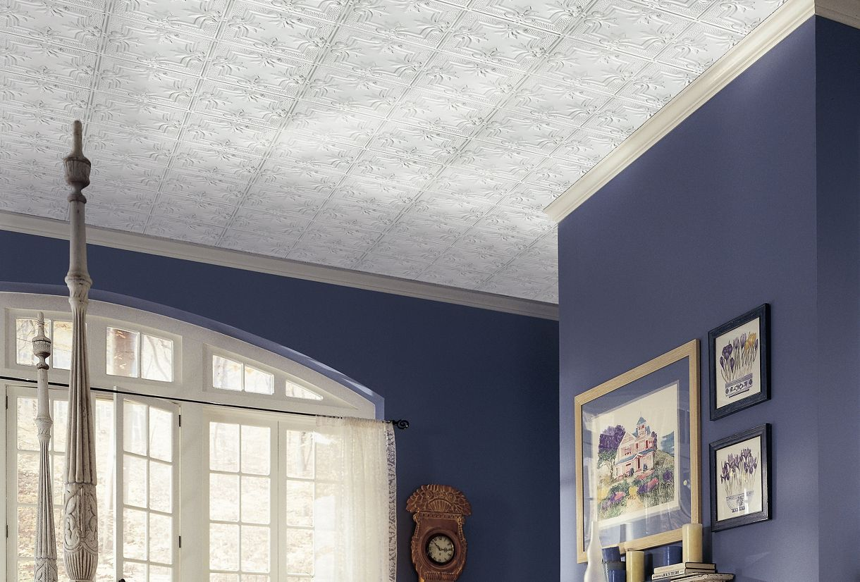 METALLAIRE Surface Mount Ceilings - 5424321NWH   Armstrong Ceilings ...