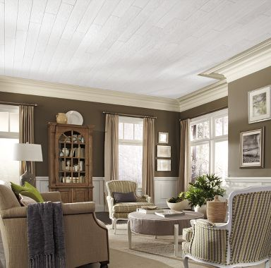 Ceiling Design Gallery | Armstrong Ceilings Residential