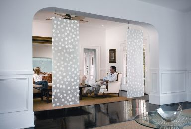 Hanging Room Dividers | Armstrong Ceilings Residential