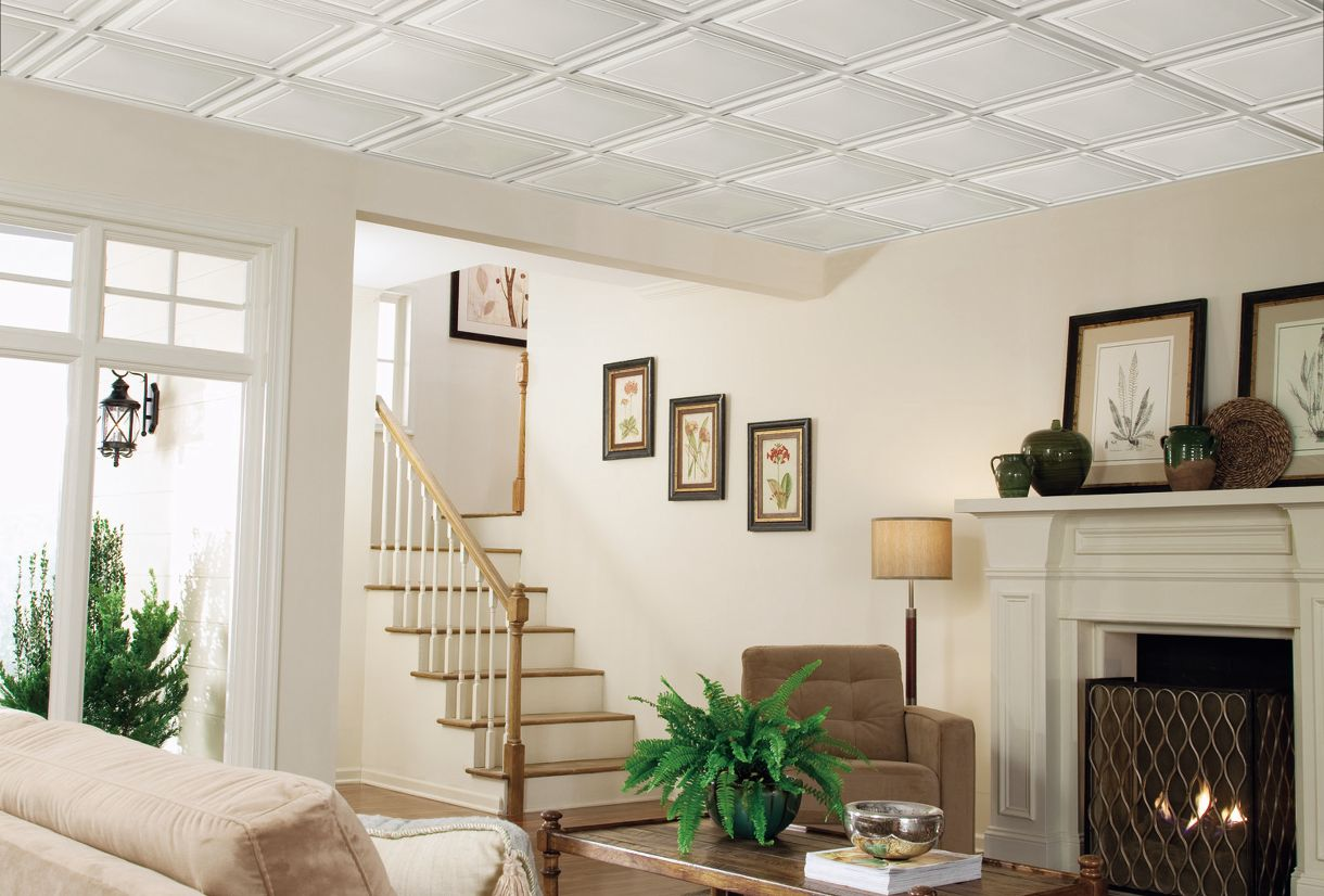 Dining Room Ceilings | Armstrong Ceilings Residential