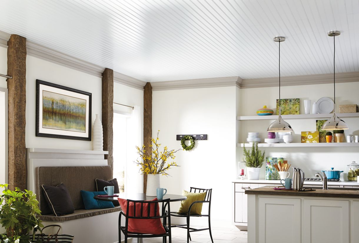 Wood Look Ceilings - 1149 | Armstrong Ceilings Residential