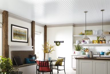 Wood Look Ceiling Panels | Armstrong Ceilings Residential