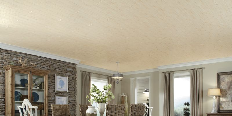 Wood Look Ceilings 1265