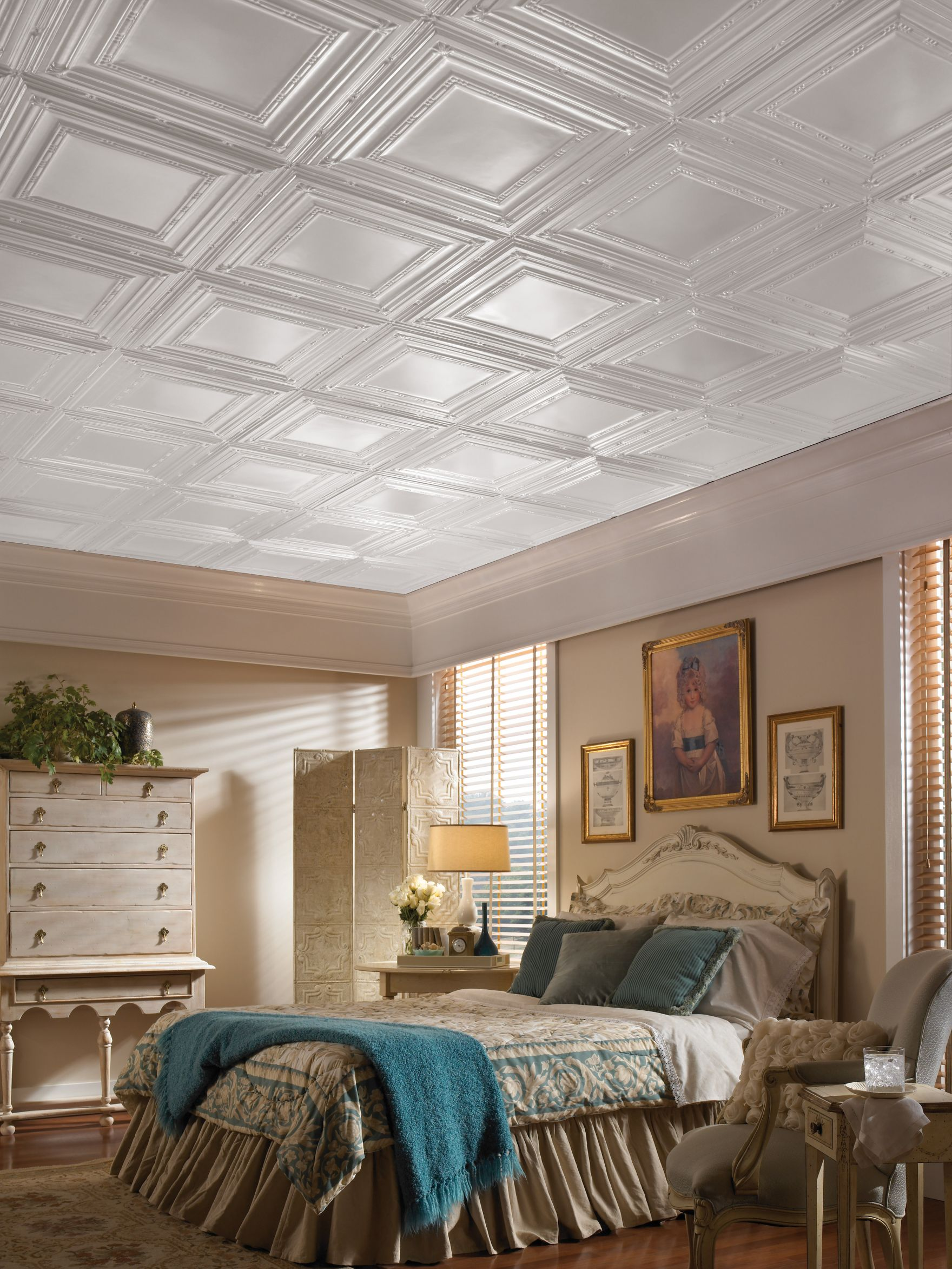 Ceilings Don T Have To Be Boring Remodelando La Casa