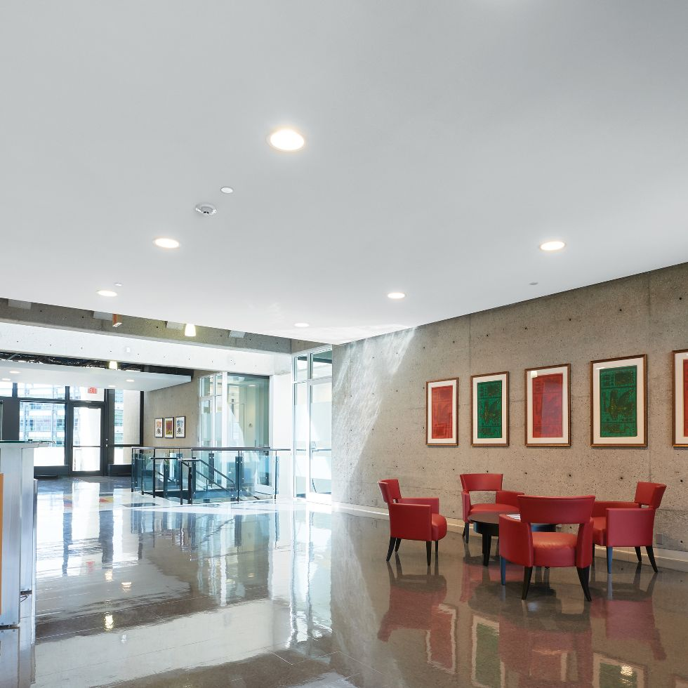 Ceilings for Exposed Structure | Armstrong Ceiling Solutions