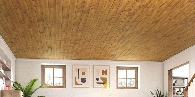 Wood Look Ceilings 1264