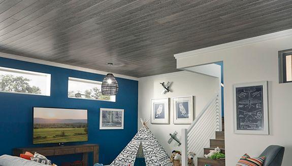 Wood Look Ceiling Panels Ceilings
