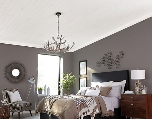 Bedroom with Organic Accents