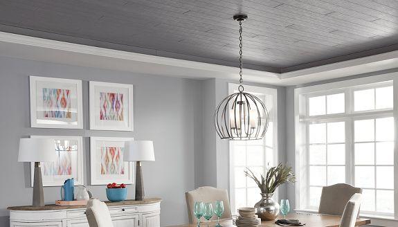 Wood Look Ceiling Panels | Ceilings | Armstrong Residential